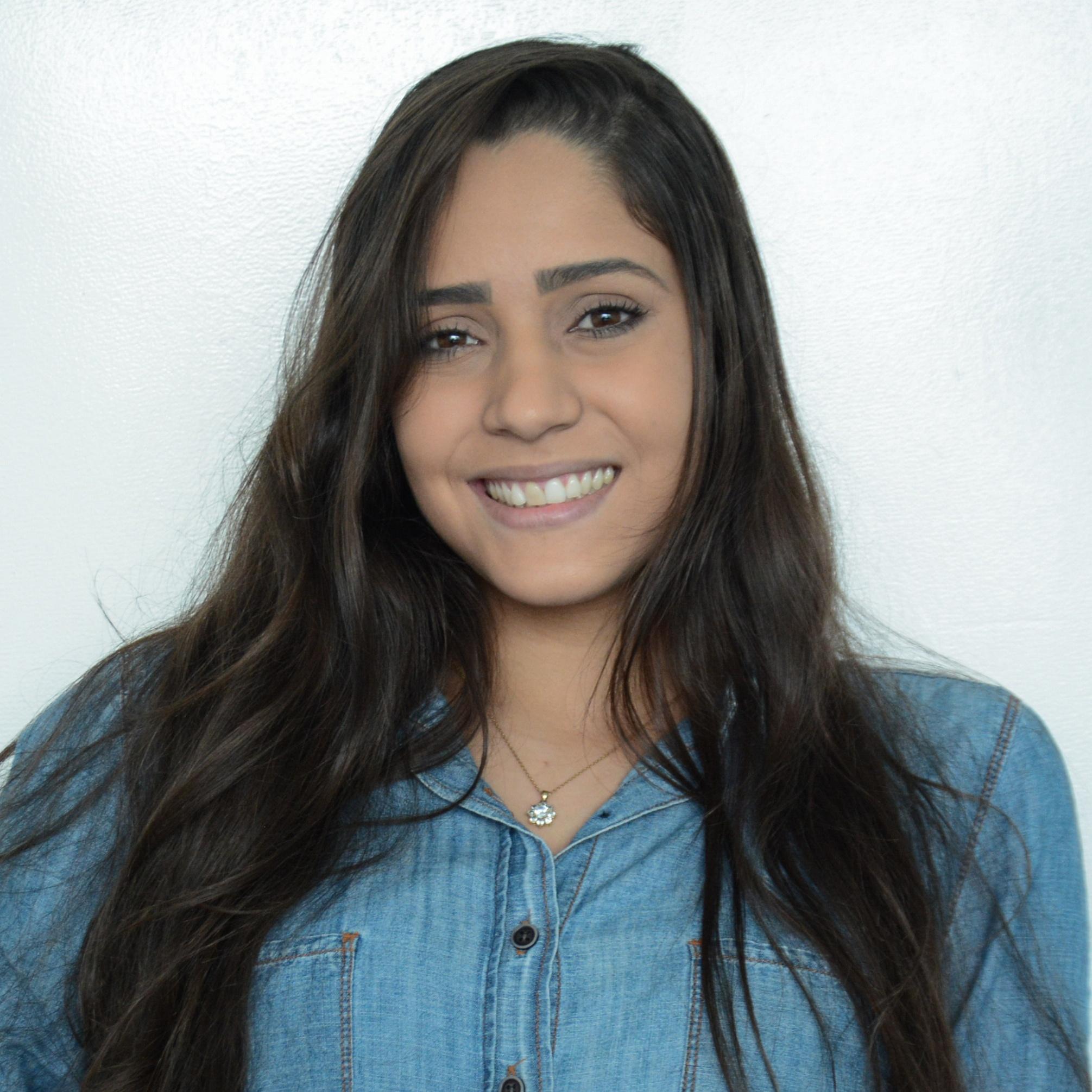 Anna Cecília Sousa Nunes aluna